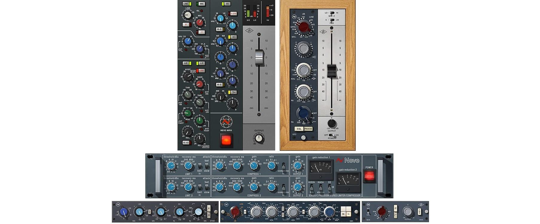 Matos Golgoth-43 : Backline, analogique et numérique